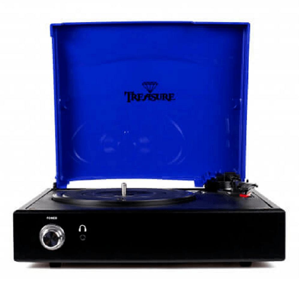 Vitrola Toca Discos - Linha Treasure