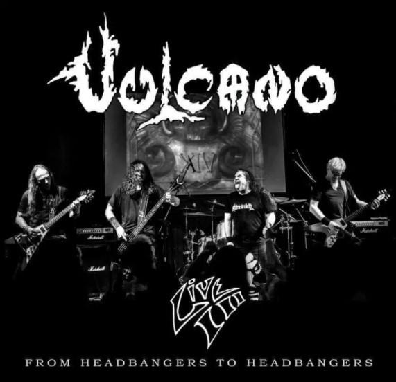 Vulcano – Live III – From Headbangers to Headbangers CD