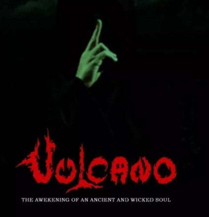 Vulcano – The Awakening of an Ancient and Wicked Soul – Trilogy CD/DVD