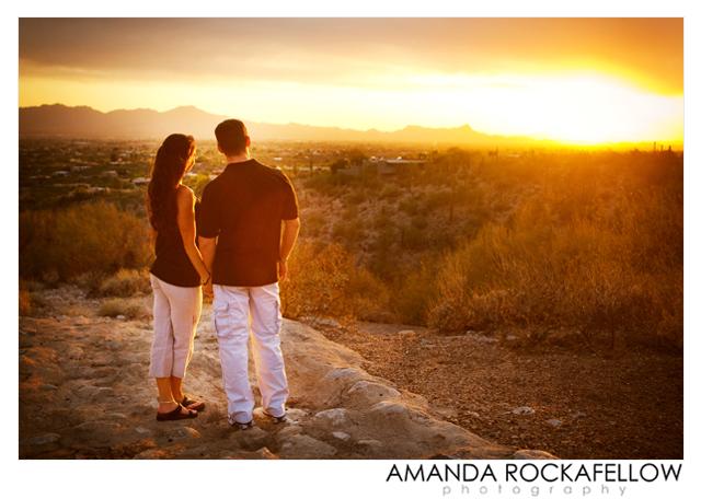 Amanda and Mark Engagement