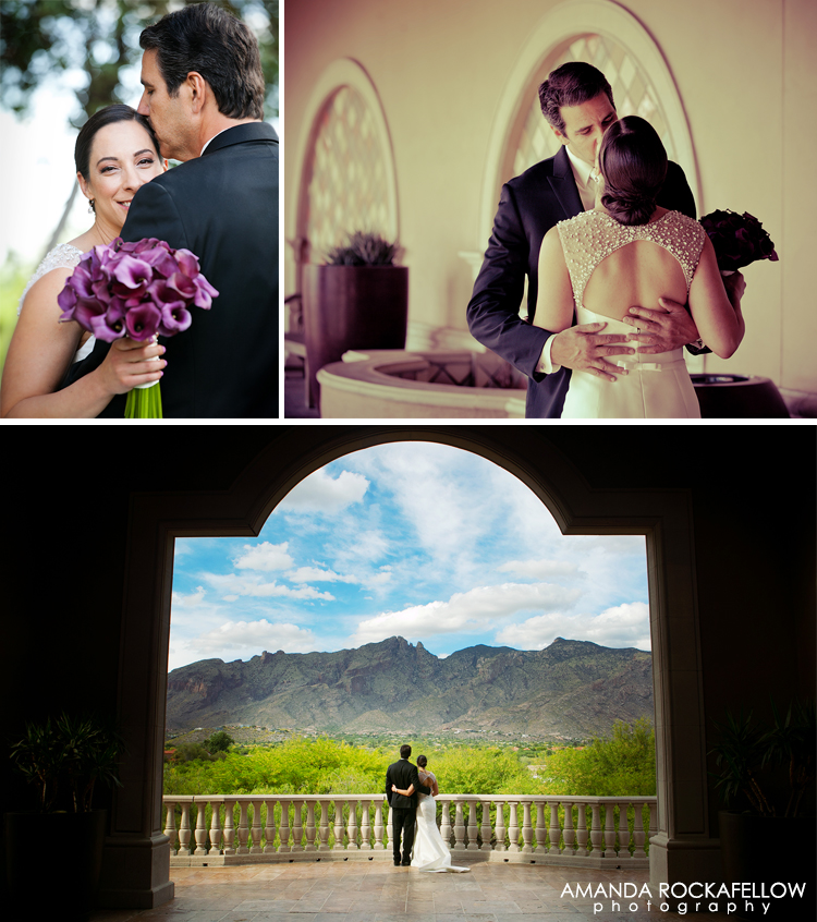 North, La Paloma & Skyline Country Club wedding weekend
