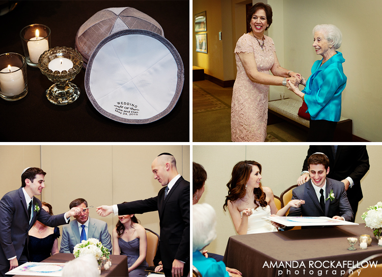 Franklin House Wedding