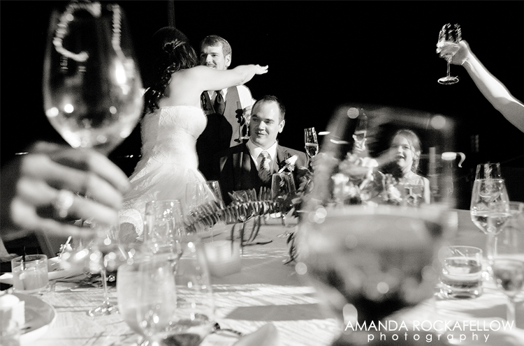 Ritz-Carlton Dove Mountain Rehearsal Dinner & Wedding