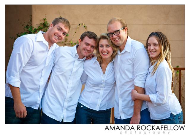 Craig & Middleton Families