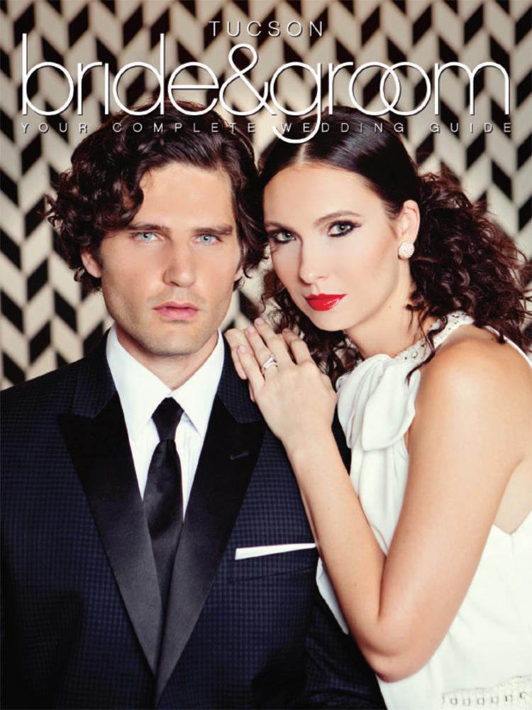 Tucson Bride & Groom Magazine - Winter/Spring 2016 - Featured Weddings