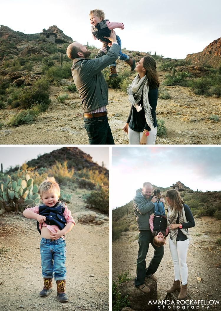 Family Photographs Downtown Tucson