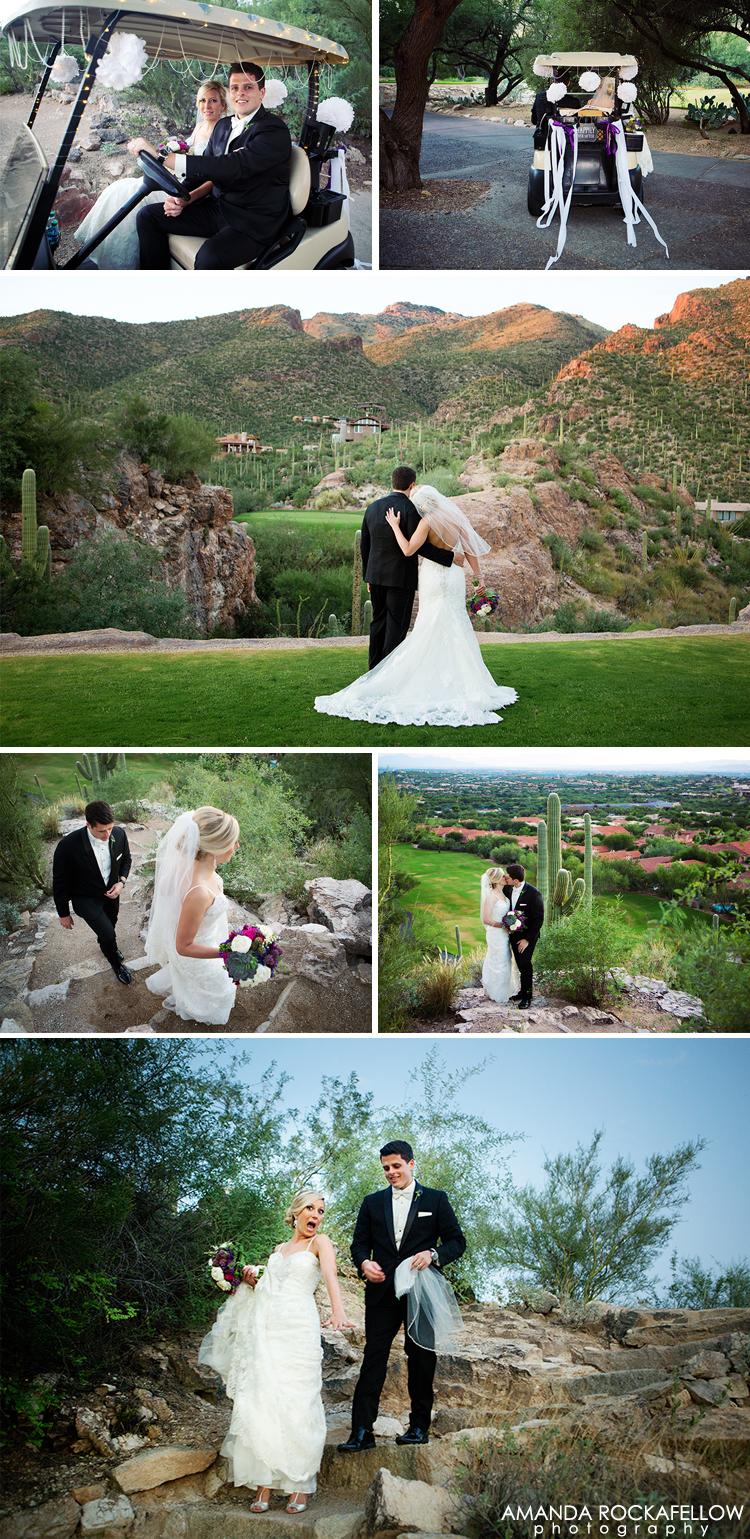 Wedding at The Lodge at Ventana Canyon