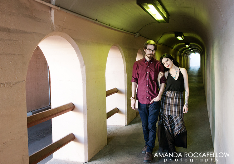 E-session in downtown Tucson