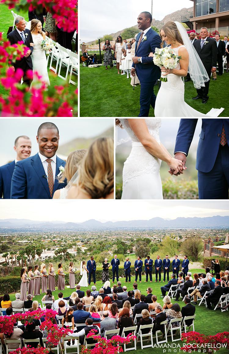 Skyline Country Club Wedding