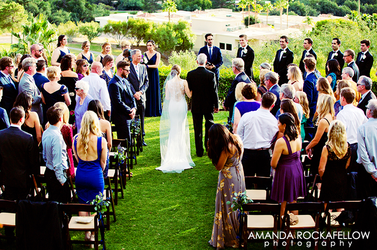 Skyline Country Club Wedding