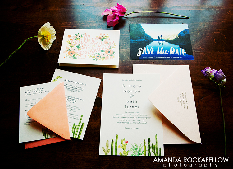 Hacienda Del Sol Wedding
