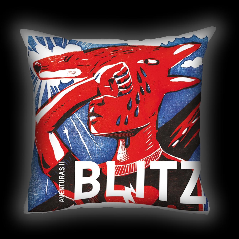 Almofada Blitz - Aventuras II
