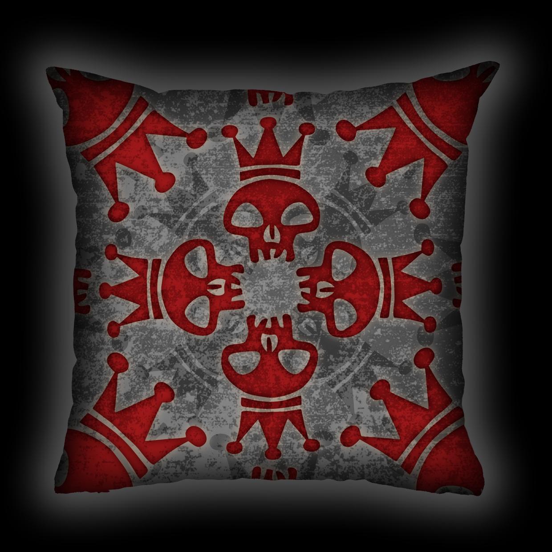 Almofada Capital Inicial - Logo Caleidoscópio