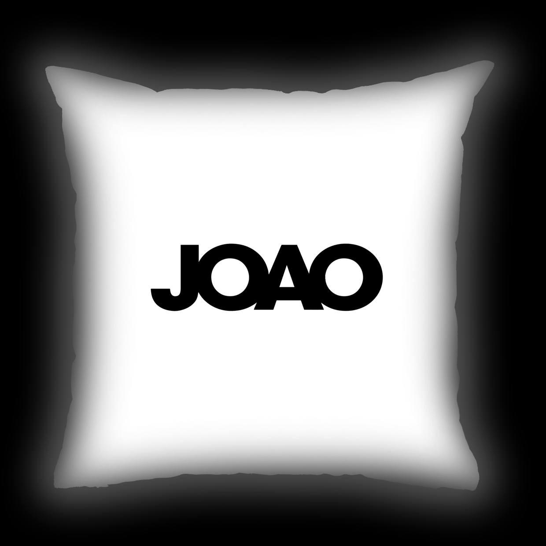 Almofada João Suplicy - João - Branca