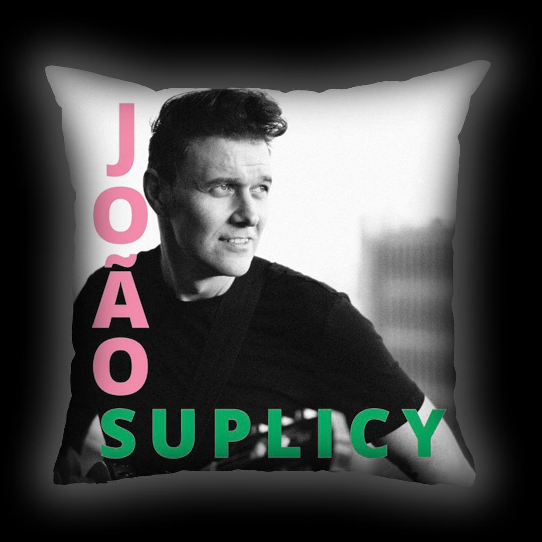 Almofada João Suplicy - João Suplicy