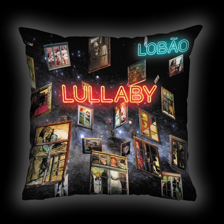 Almofada Lobão - Lullaby