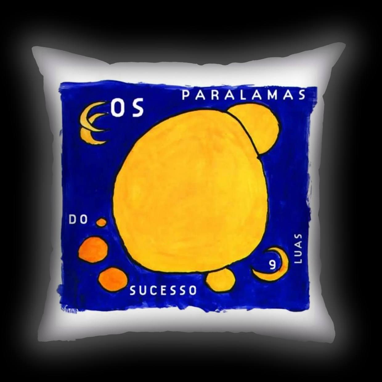Almofada Paralamas do Sucesso - Nove Luas