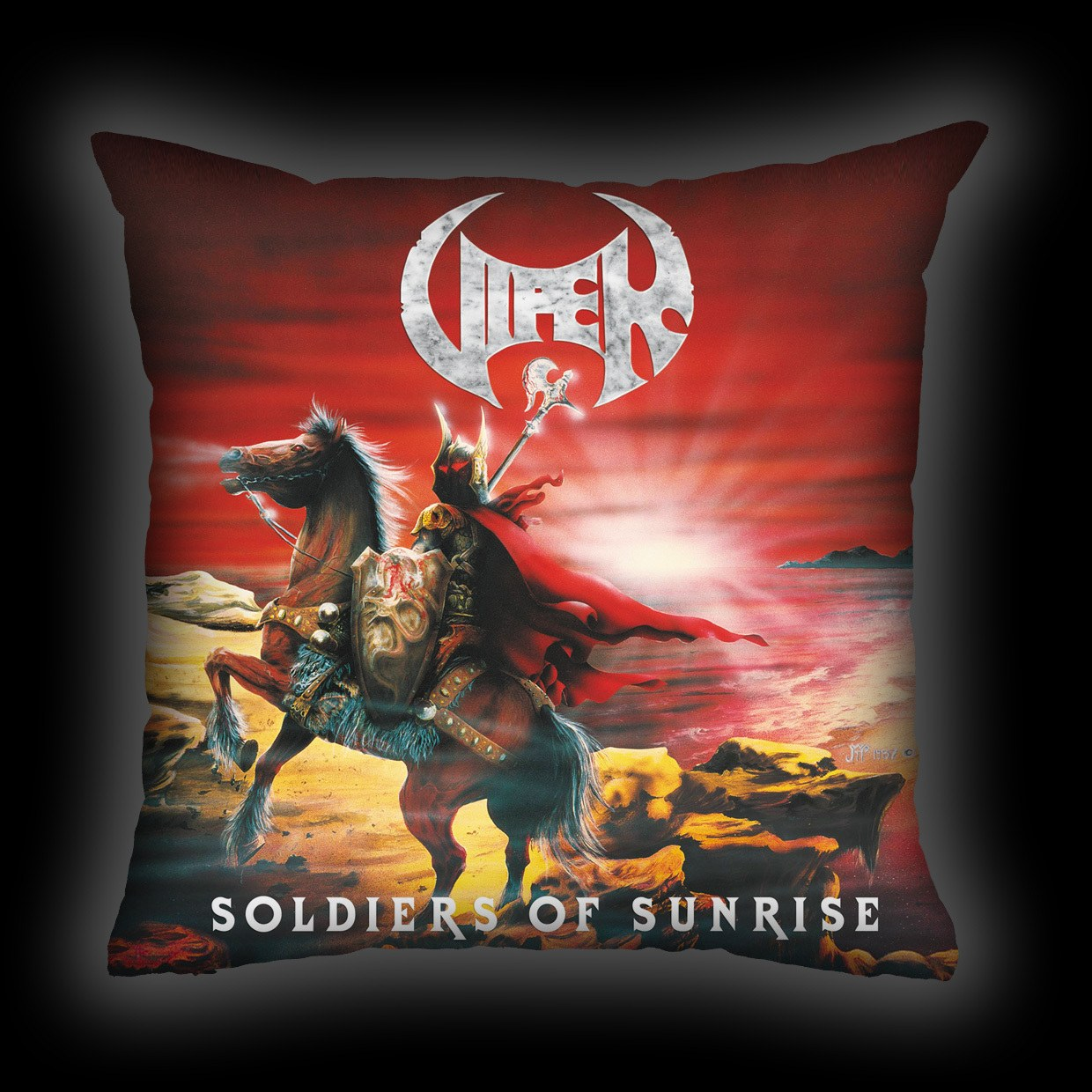 Almofada Viper - Soldiers Of Sunrise