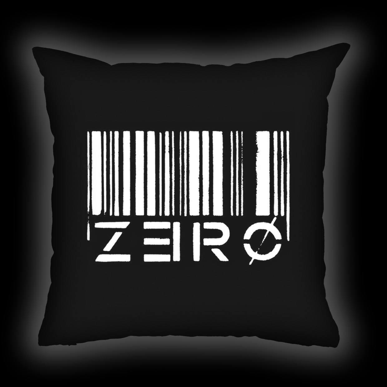 Almofada Zero - Code Zero (Preta)