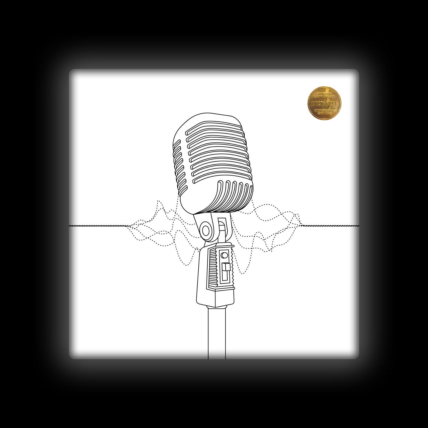 Capa de Almofada Bia Lombardi - Solta a Voz - Branca