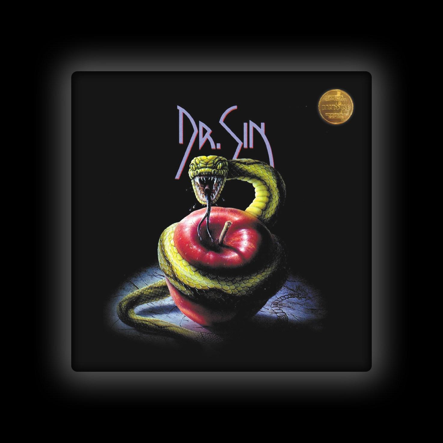 Capa de Almofada Dr. Sin - Snake