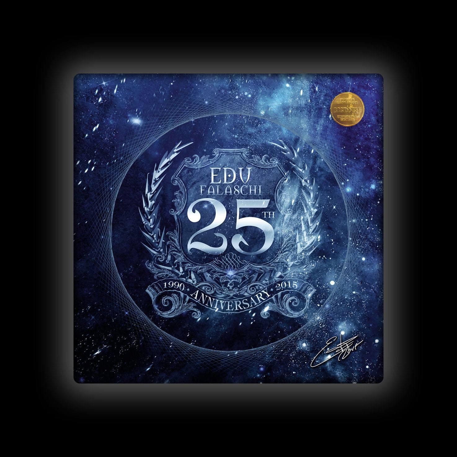 Capa de Almofada Edu Falaschi - 25 Anos