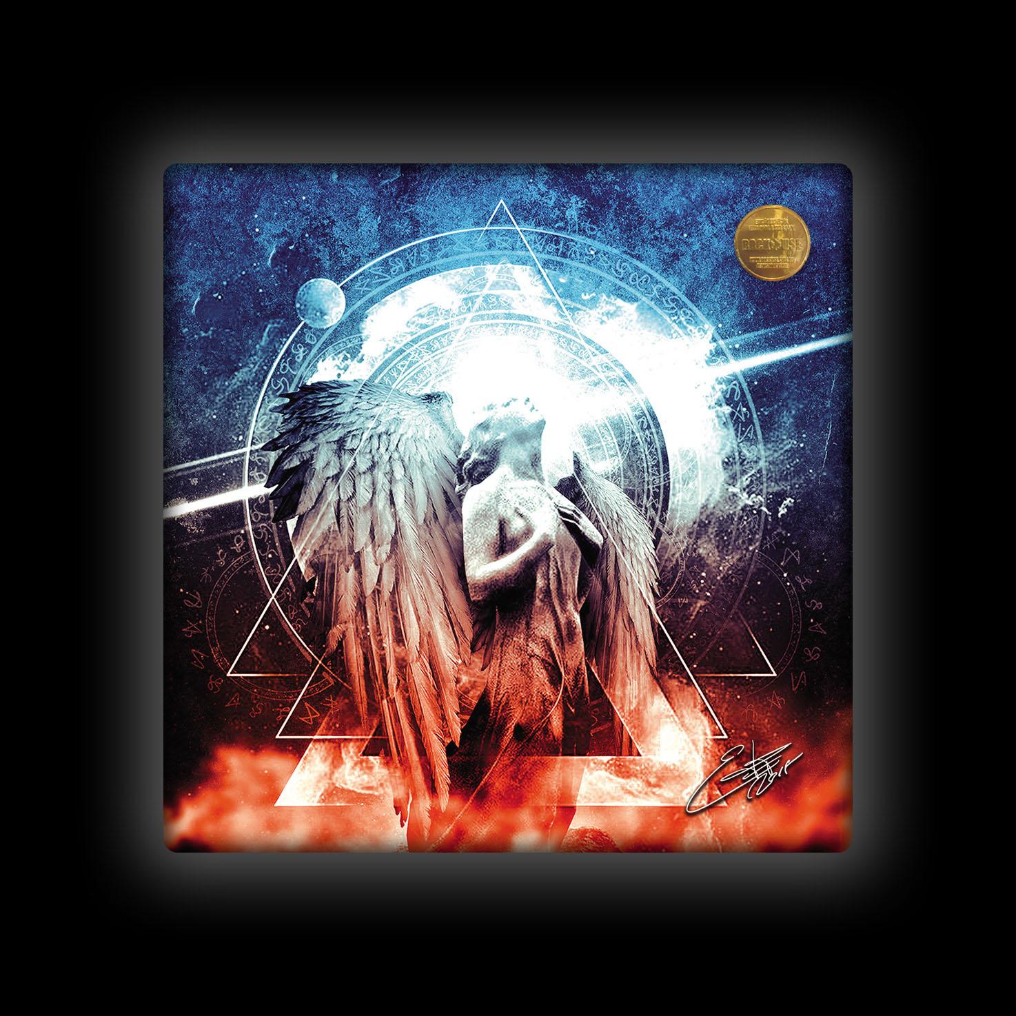 Capa de Almofada Edu Falaschi - Rebirth of Shadows