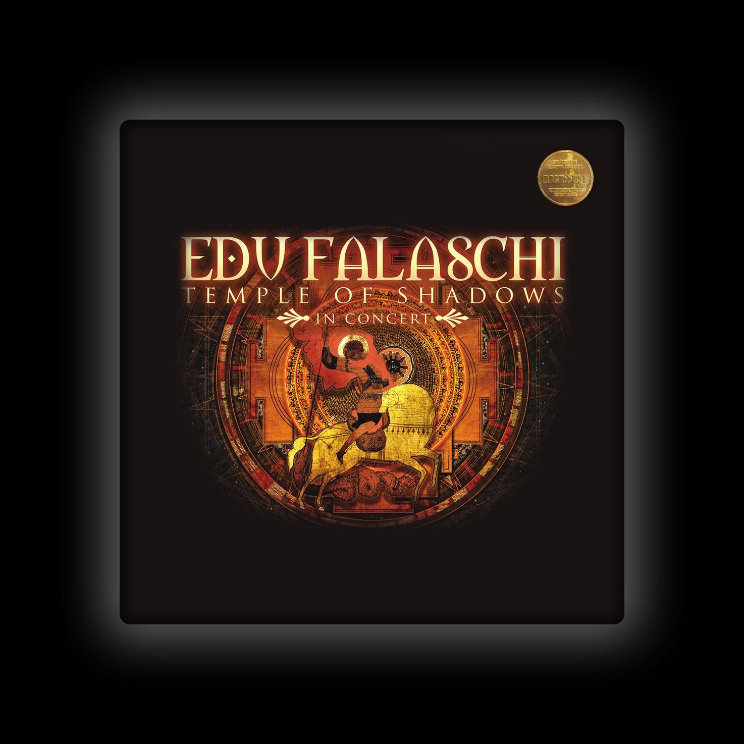 Capa de Almofada Edu Falaschi - Temple of Shadows