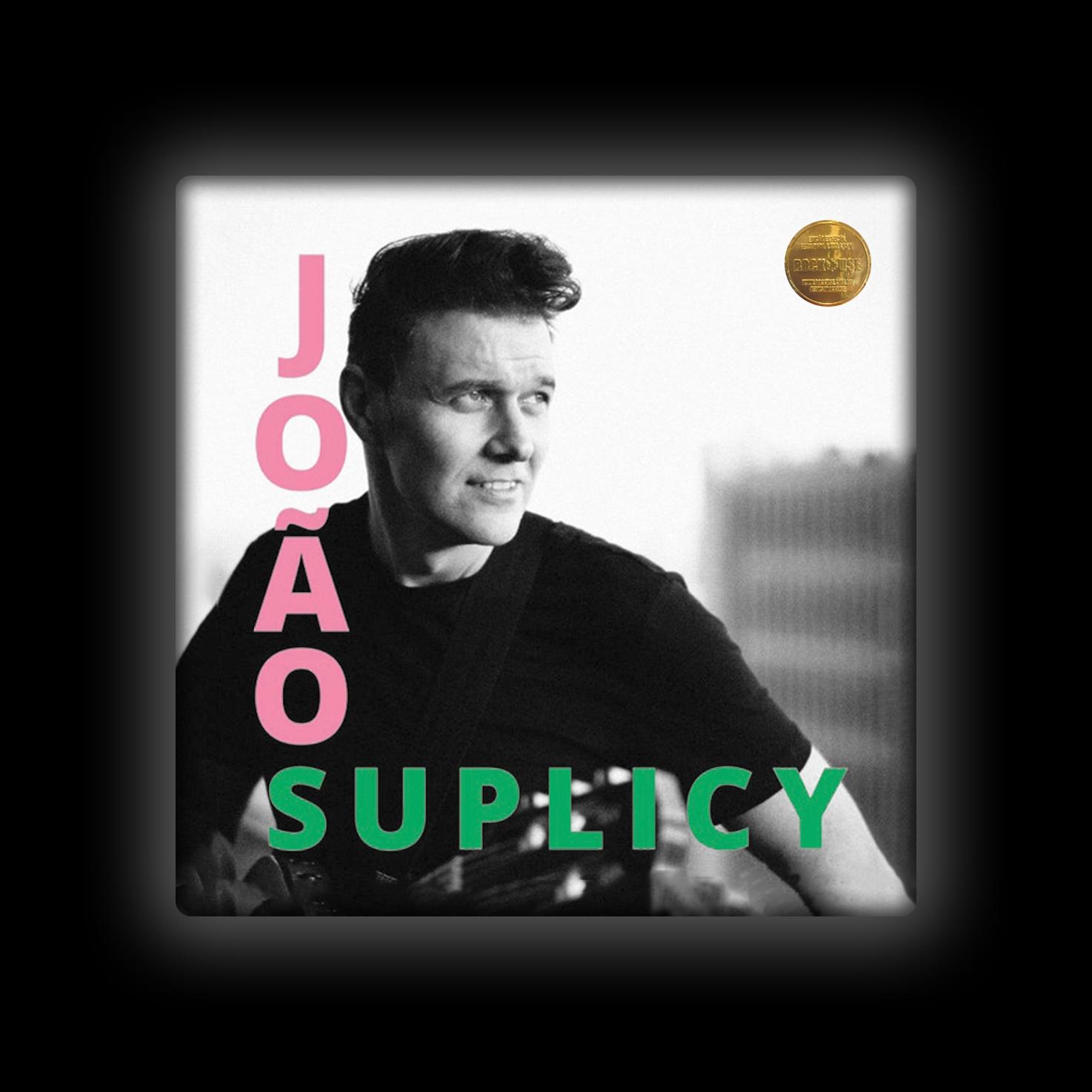Capa de Almofada João Suplicy - João Suplicy