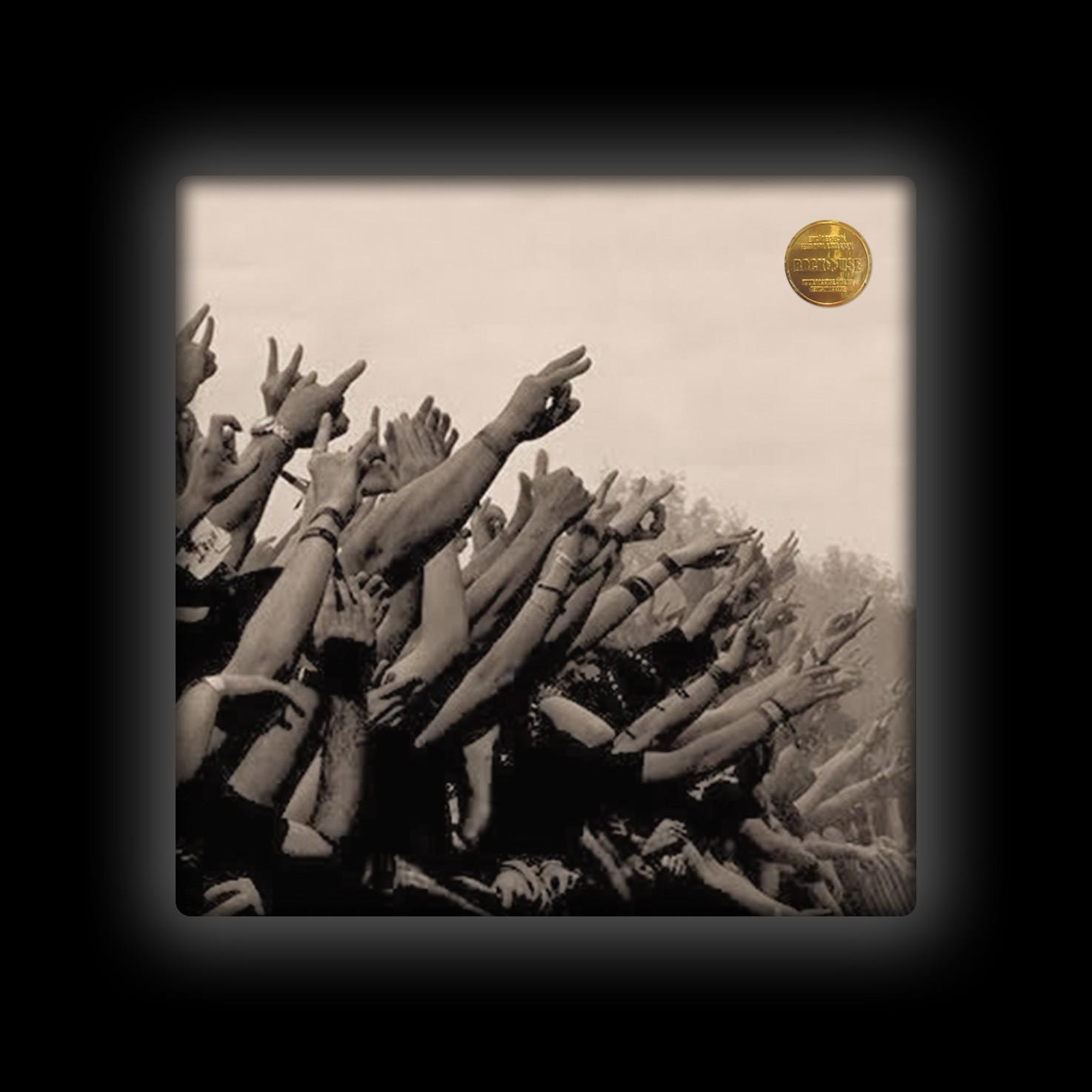 Capa de Almofada Rock Use - Rock Vibe