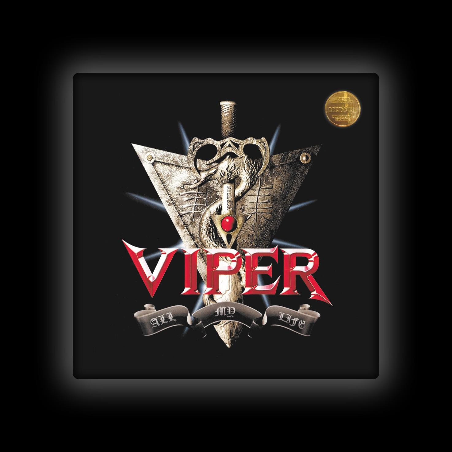 Capa de Almofada Viper - All My Life