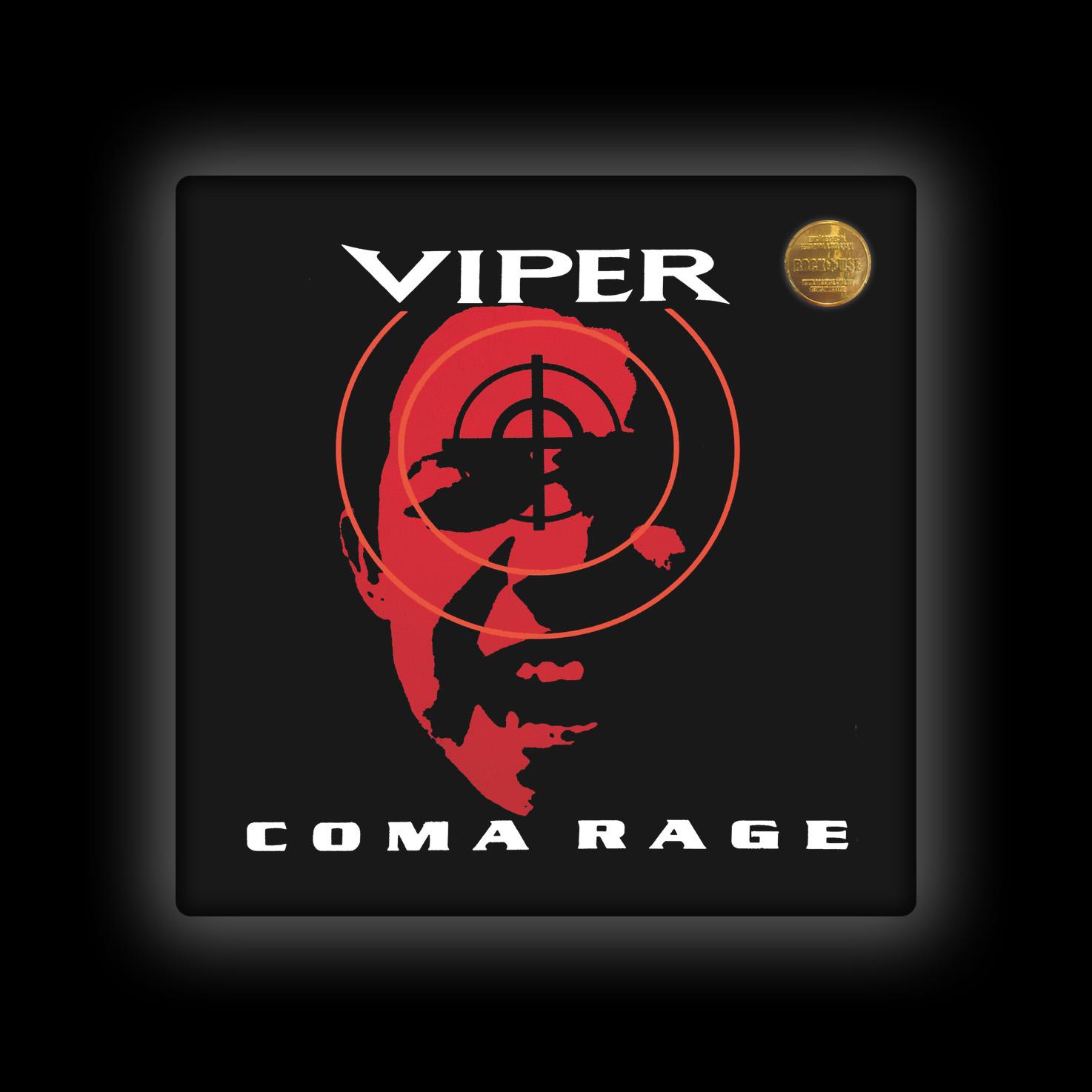Capa de Almofada Viper - Coma Rage