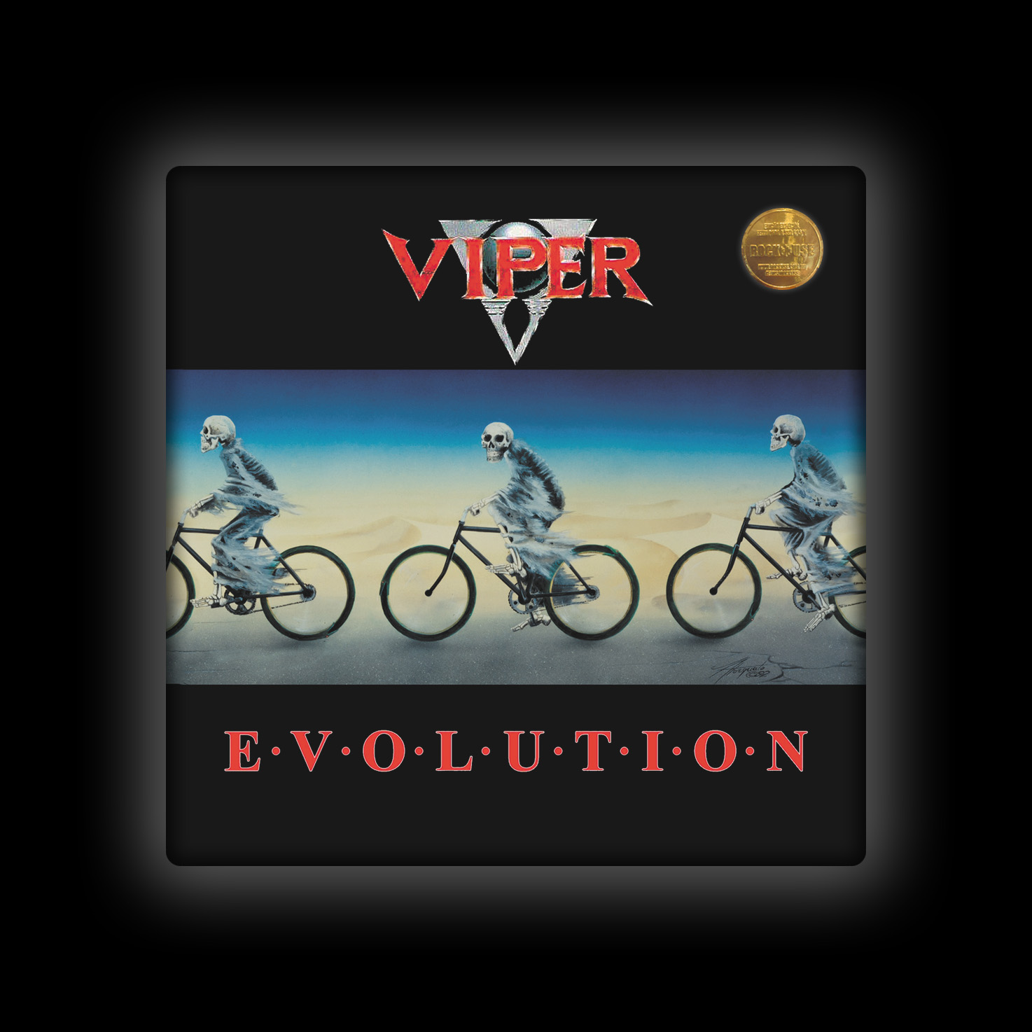 Capa de Almofada Viper - Evolution
