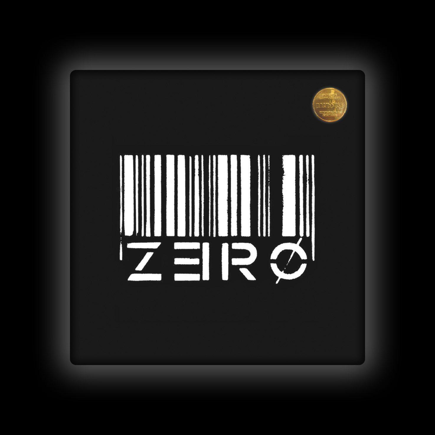 Capa de Almofada Zero - Code Zero (Preta)