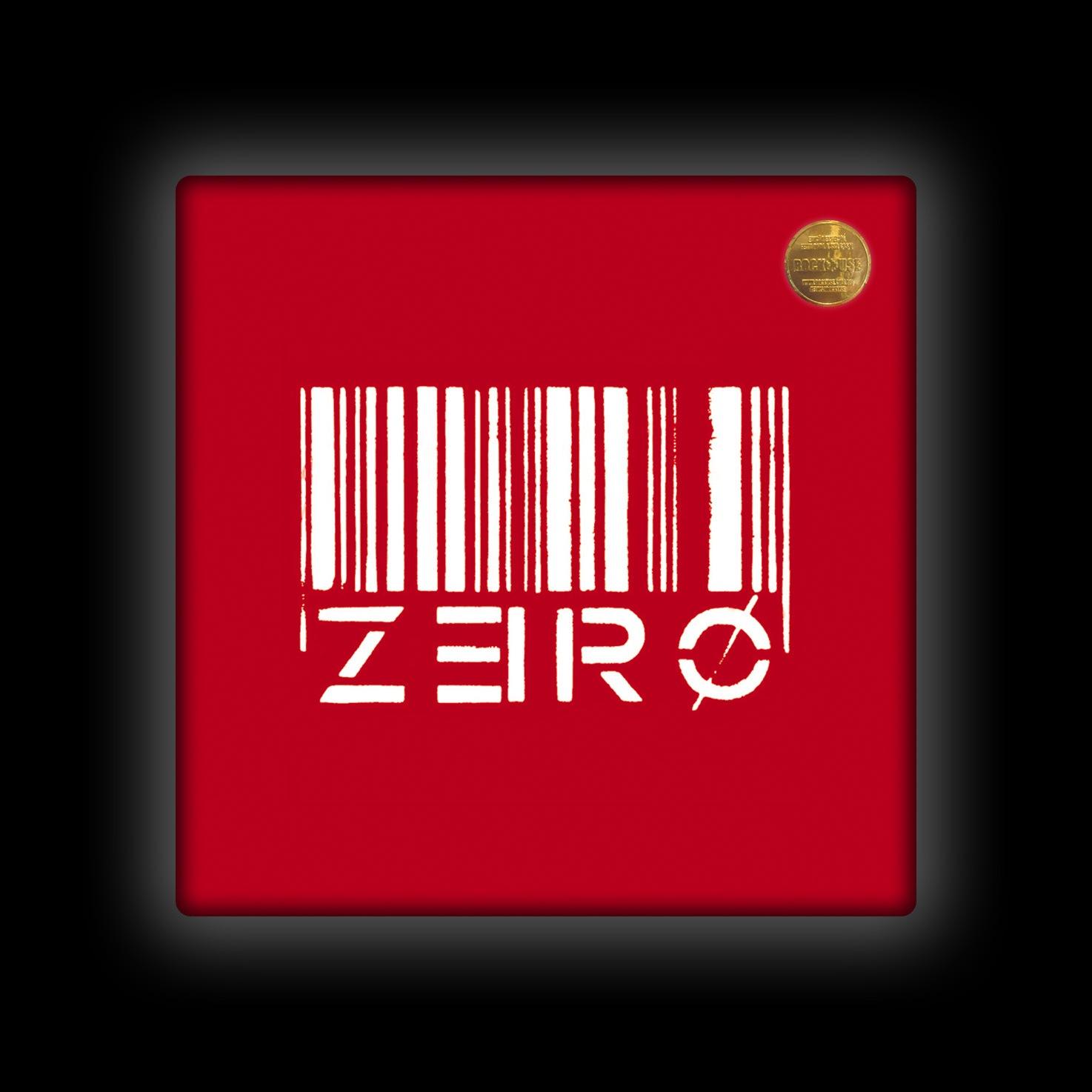 Capa de Almofada Zero - Code Zero (Vermelha)