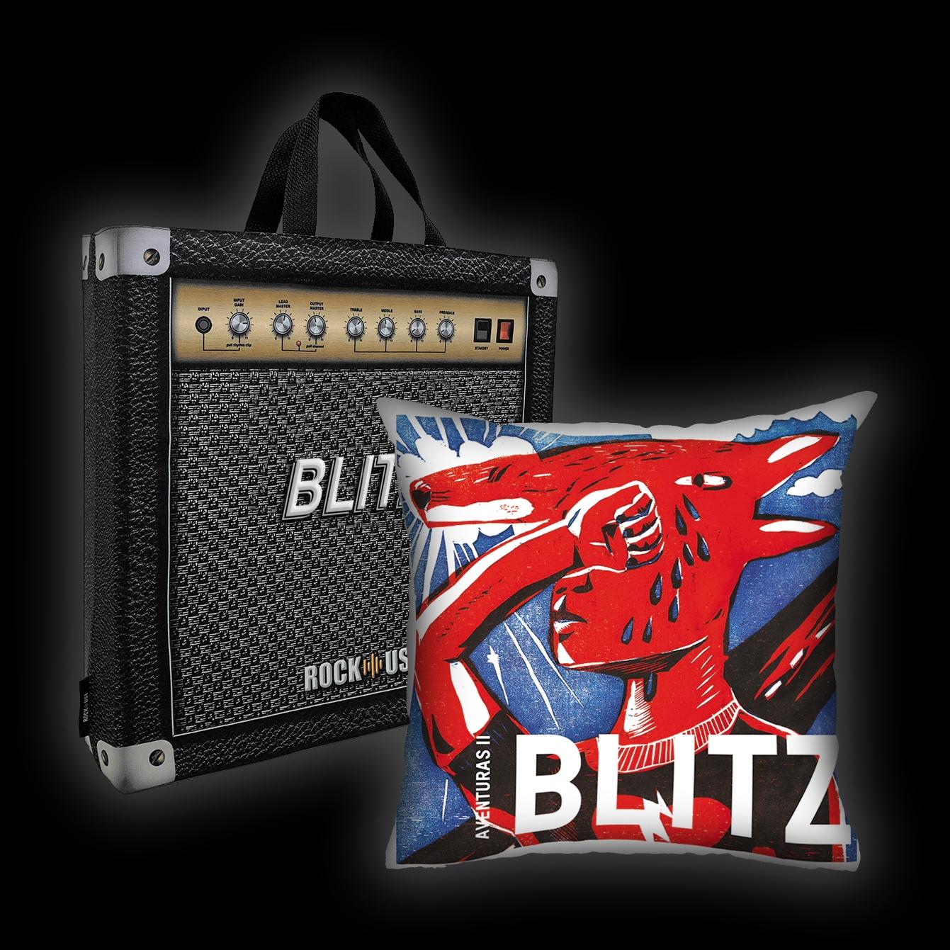 Kit Almofada + Sacola Blitz - Aventuras II