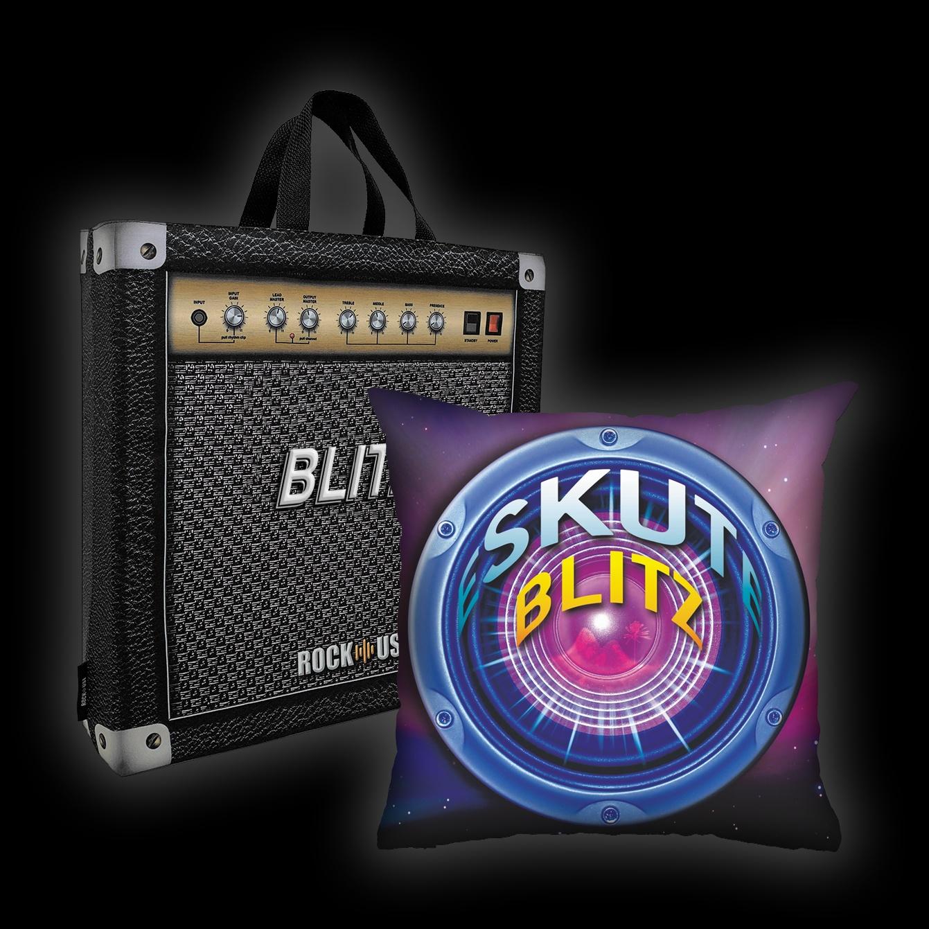 Kit Almofada + Sacola Blitz - Skut Blitz