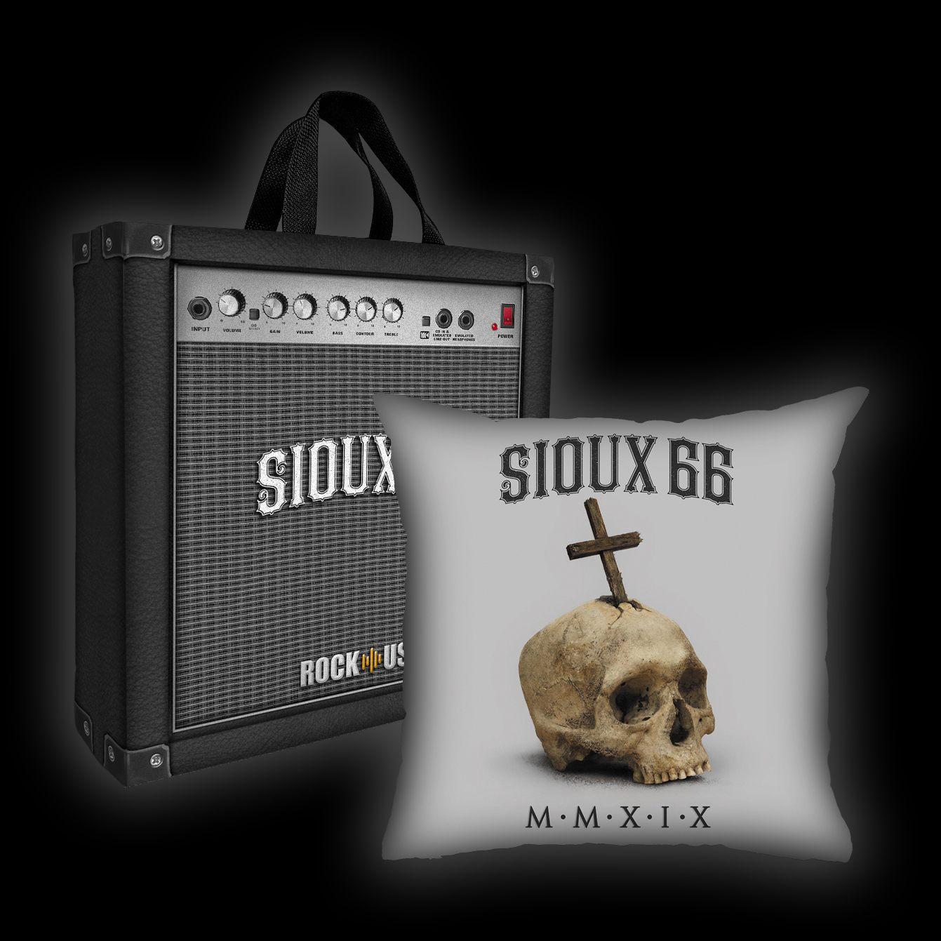 Kit Almofada + Sacola Sioux 66 - MMXIX