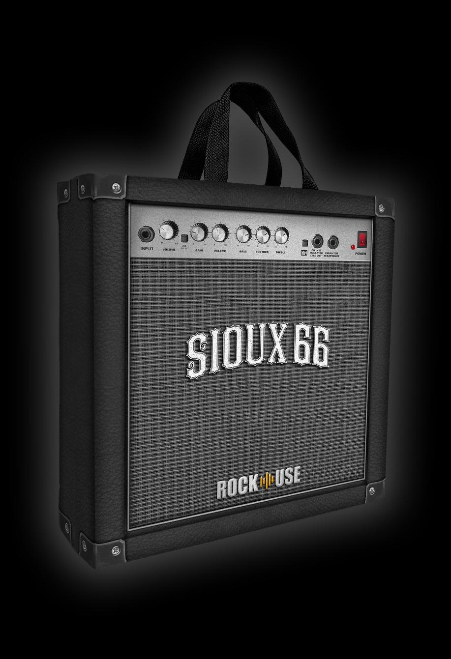 Sacola Sioux 66