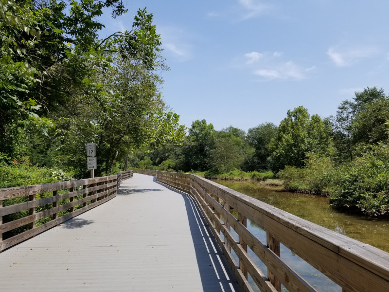 Roswell River Boardwalk
