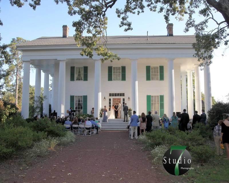 Barrington Hall Weddings