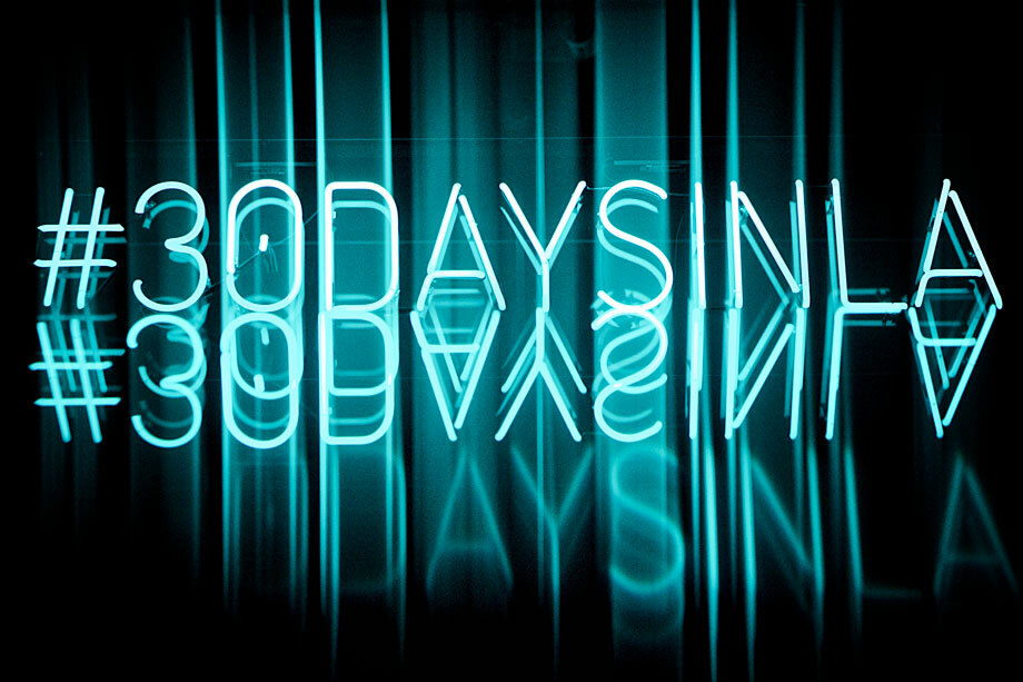 30 Days LA 2 C Signage02a