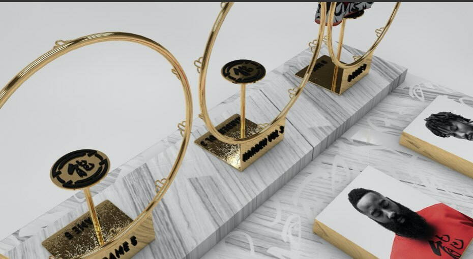 Adidas CNY2019 R10 C2 V1