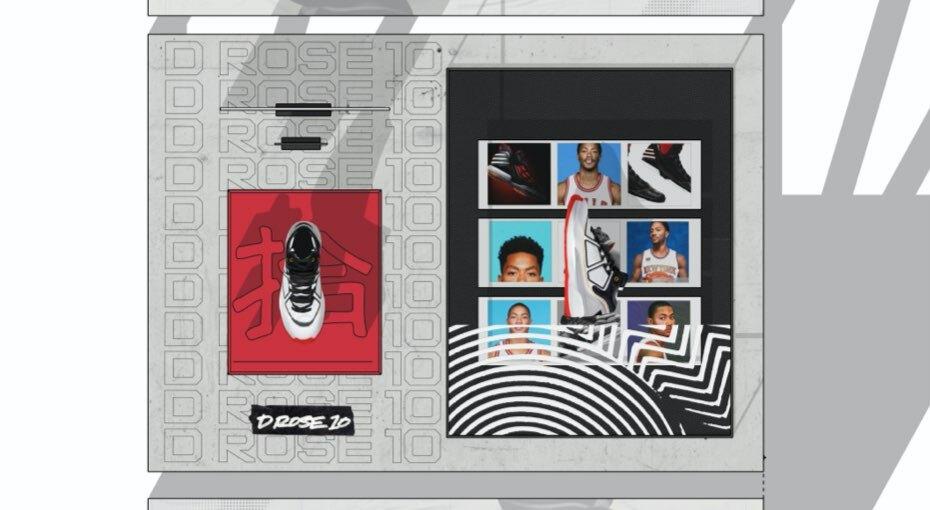 Adidas D Rose10 R15 C2 V1