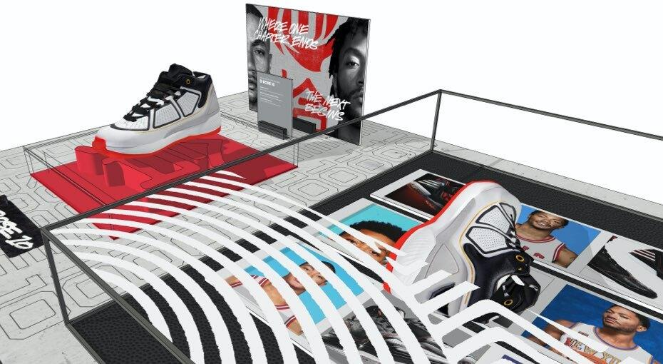 Adidas D Rose10 R15 C2 V2