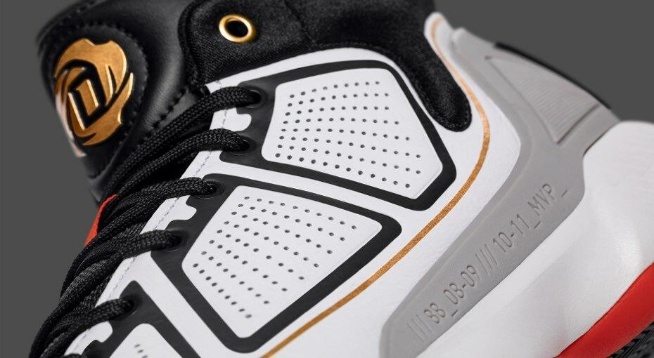 Adidas D Rose10 R4 C1 V2