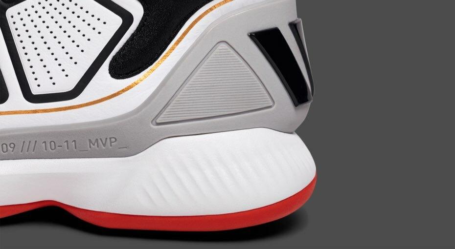 Adidas D Rose10 R5 C2 V2