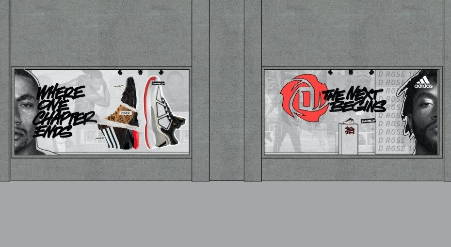 Adidas D Rose10 R9 C2 V1