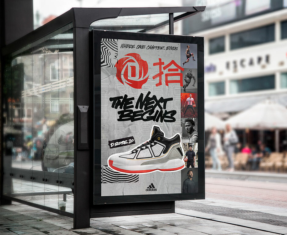 Adidas D Rose10 The Challenge