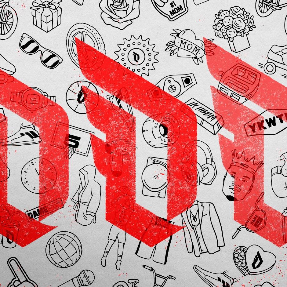 Adidas Dame5 R11 C2 V1